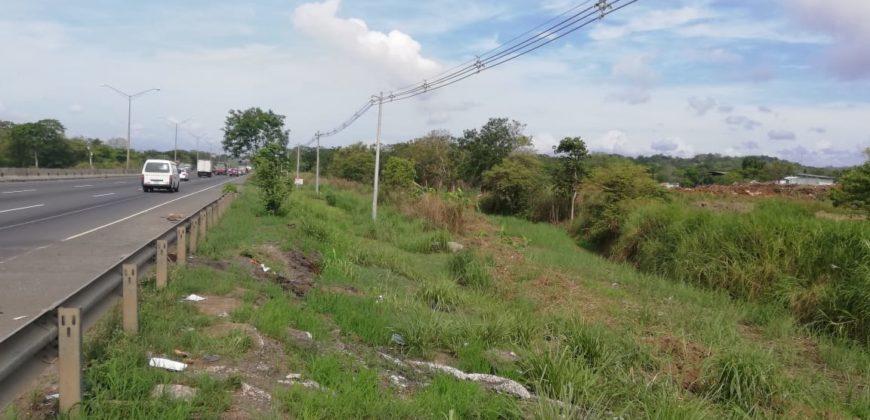 Terreno en Arraiján