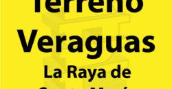 Terreno en Veraguas