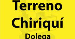 Terreno en Chiriquí