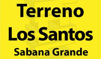 Terreno en Los Santos
